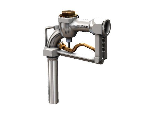 High Flow Manual Nozzle