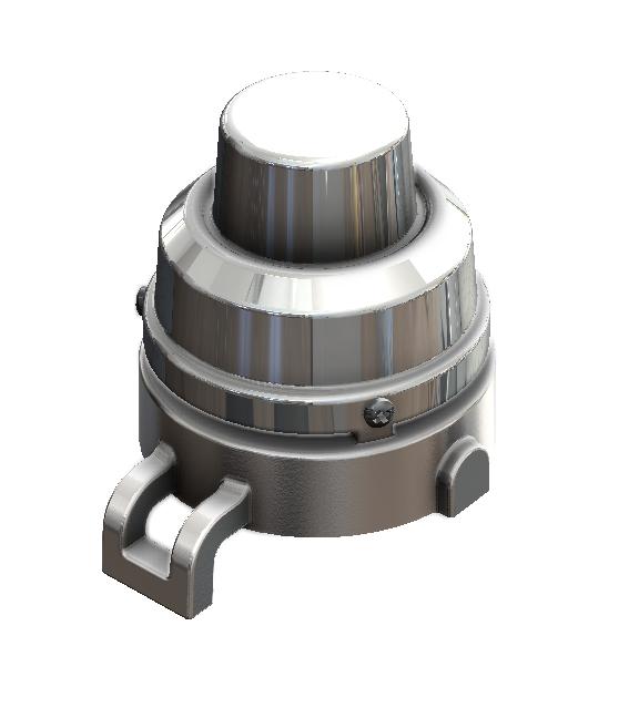 Pressure & Vacuum Vent (514F-50)