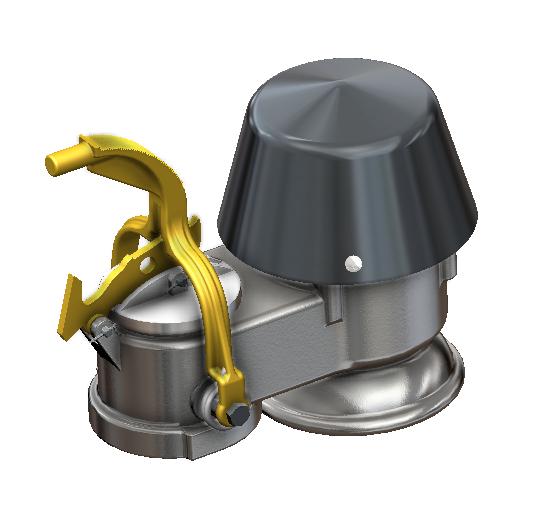 Pressure & Vacuum Vent (95U)