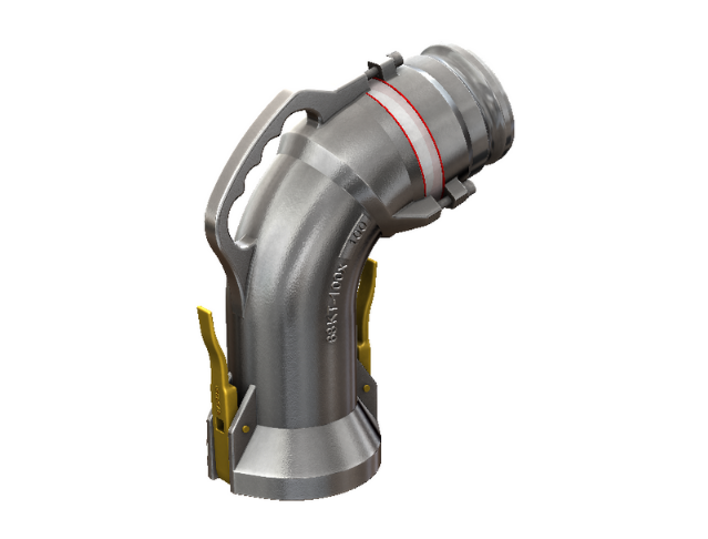Tight Fill Elbow (68KT)