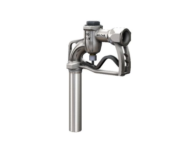 High Flow Manual Nozzle